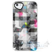 Вид 2 - Чехол ITSkins Phantom cover case for iPhone 5/5S Graphic Square (APH5-PHANT-GPSQ)