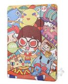 Вид 3 - Чехол для планшета Mooke Painted Case Apple iPad Air Angry Child