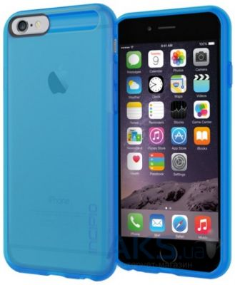 Чехол Incipio NGP for iPhone 6/6S Translucent Blue (IPH-1181-BLU)