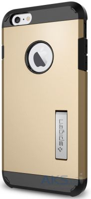 Чехол SGP Tough Armor for iPhone 6 Plus Champagne Gold (SGP10916)