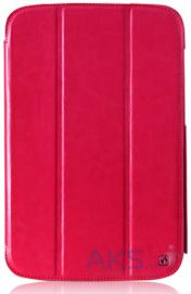 Чехол для планшета Hoco Crystal folder protective case for Samsung Galaxy Note 8.0 Rose red [HS-L026]