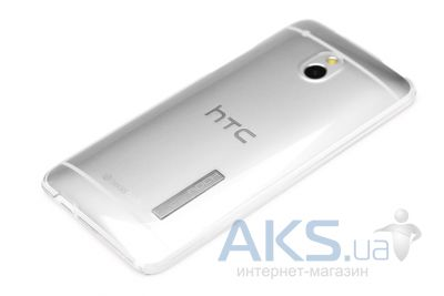 Чехол Rock Ethereal Series HTC One mini 601n Transparent