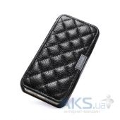 Чехол iCarer Classic Check Apple iPhone 5, iPhone 5S, iPhone SE Black