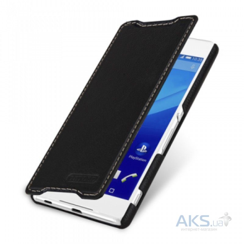 Чехол TETDED Book Leather Series Sony Xperia Z3+ Dual D6553, Xperia Z3+ Dual D6533 Black