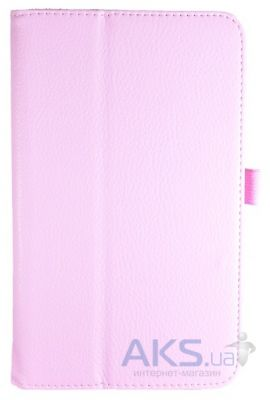 Чехол для планшета Pro-Case Leather for ASUS MeMO Pad ME170 Pink