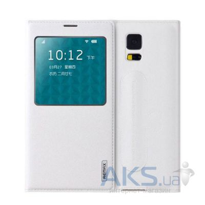 Чехол Remax Cicada Wing Samsung G900 Galaxy S5 White
