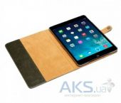 Вид 4 - Чехол для планшета Zenus iPad Air Leather Case 'Masstige' Lettering Diary Series Deep Khaki