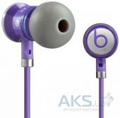 Наушники (гарнитура) Beats iBeats Headphones with ControlTalk In-Ear Noise Isolation Purple