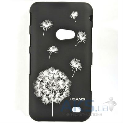 Чехол Usams Book case Dandelion for Samsung i9300 Galaxy S3 Black