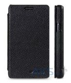 Вид 3 - Чехол Melkco Face Cover Jacka leather case for Samsung I9100/I9105 Galaxy S II Black (SS9100LCFB2BKLC)