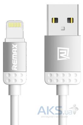 Кабель USB REMAX Lovely Lightning Series Grey