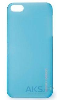 Чехол Remax Bingoo Series Apple iPhone 5C Blue