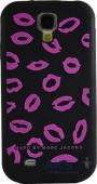 Чехол Marc Jacobs Samsung Galaxy S4/I9500 Silicone Lips Hot Pink