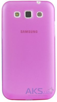 Чехол Perfektum UltraThin Case for Samsung i8552 Galaxy Win Mate Pink