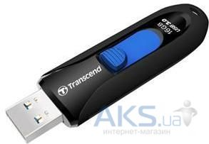 Флешка Transcend JetFlash 790 16GB USB 3.0 (TS16GJF790K) Black