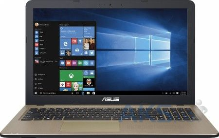 Ноутбук Asus R540SA (R540SA-XX040T) Chocolate Black
