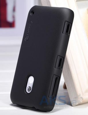 Чехол Nillkin Super Frosted Shield Nokia Lumia 620 Black