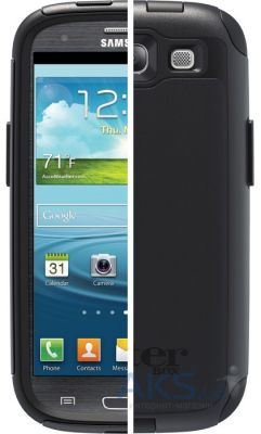 Чехол OtterBox Commuter Case black for Samsung Galaxy S3 (i9300) (77-21092)