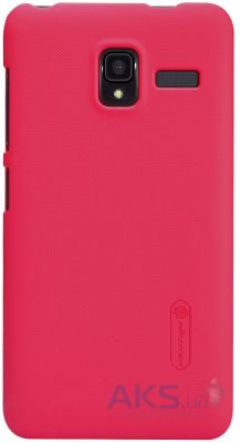 Чехол Nillkin Super Frosted Shield Lenovo A850+ Red