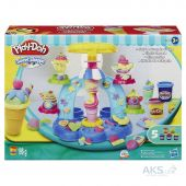 Вид 6 - Игра Hasbro Play-Doh Фабрика Мороженого (B0306)