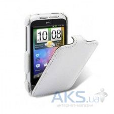 Чехол Melkco Jacka leather case for HTC One V T320e White (O2ONEVLCJT1WELC)