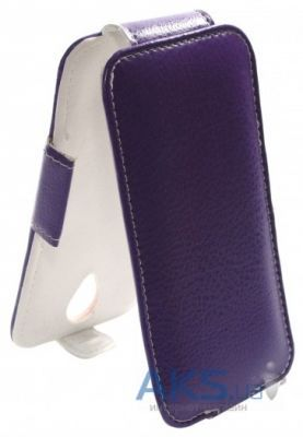 Чехол Sirius Flip case for HTC Desire 210 Purple