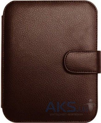 Обложка (чехол) CaseCrown для Barnes&Noble Nook Simple Touch Brown