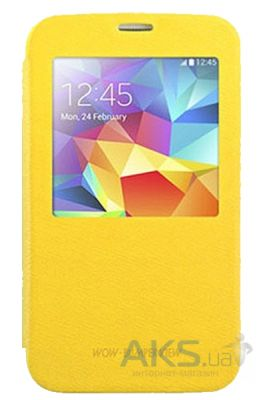 Чехол Mercury Wow Bumper Series Xiaomi Mi4 Yellow