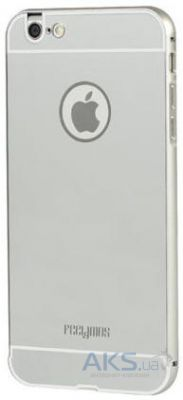 Чехол Feelymos KINGKONG Case for iPhone 6/6S Silver