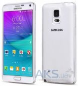 Чехол Original TPU Ultra Thin Samsung N910 Galaxy Note 4 Transparent