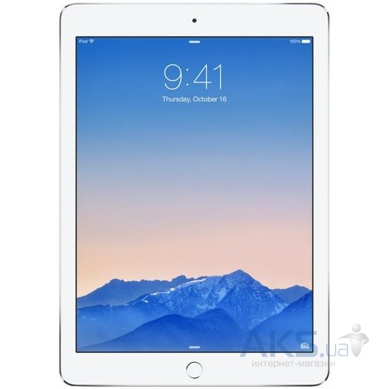 Планшет Apple Apple iPad Air 2 Wi-Fi 16GB (MGLW2) Silver