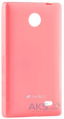 Чехол Melkco Poly Jacket TPU case for Nokia X2 Pink