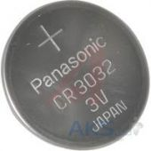 Батарейки Panasonic CR3032 1шт