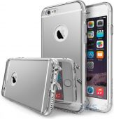 Чехол Ringke Fusion Mirror Apple iPhone 6, iPhone 6s Silver (171267)