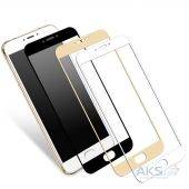 Вид 2 - Защитное стекло Tempered Glass 3D Full Cover Meizu M3 Note White