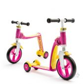 Самокат Scoot & Ride Highwaybaby+ (Pink/yellow)