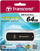 Вид 3 - Флешка Transcend JetFlash 700 64Gb Black