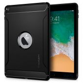 Чехол для планшета Spigen Rugged Armor  Apple iPad 9.7 Black (053CS24120)