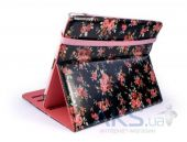 Вид 4 - Чехол для планшета Tuff-Luv Slim-Stand fabric case cover for iPad 2,3,4 Black (B10_34)