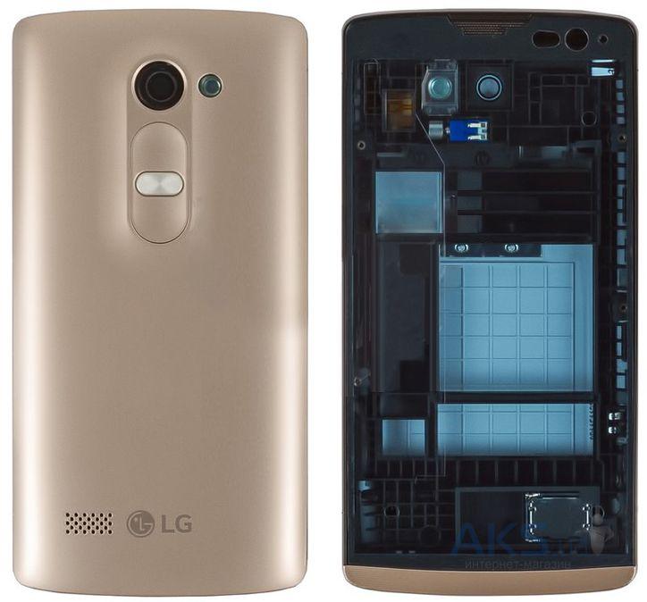 Корпус LG H324 Leon Y50   H340 Leon LTE Gold − купити в Києві та ... d1a4c93d04a7a