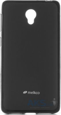 Чехол Melkco Poly Jacket TPU for Lenovo A328 Black