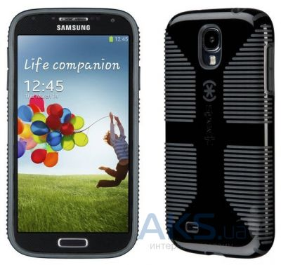 Чехол Speck CandyShell for Samsung G900 Galaxy S5 Grip Black/Slate Grey (SP-SPK-A2768-S)