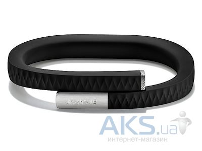 Спортивный браслет Jawbone UP Large for Android/iOS Onyx