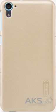 Чехол Nillkin Super Frosted Shield HTC Desire 826 Gold