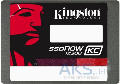 Накопитель SSD Kingston 2.5' 120GB (SKC300S3B7A/120G) Grey