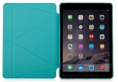 Чехол для планшета Momax The Core Smart case for iPad Air 2 Green