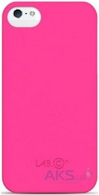 Чехол Lab.C 7 Days Color Case Hot Pink Apple iPhone 5, iPhone 5S, iPhone SE (LABC-104-HP)
