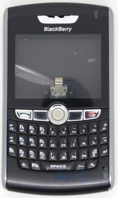 Корпус Blackberry 8800 Black