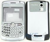 Корпус Blackberry 8310 Curve Silver