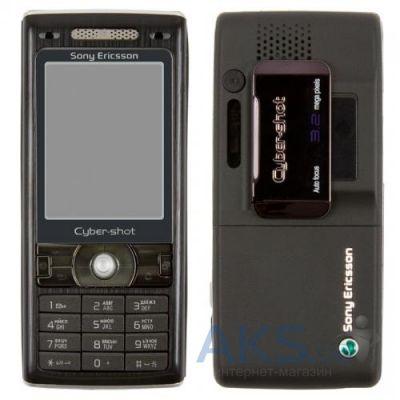 Корпус Sony Ericsson K800 с клавиатурой Black - купить в Киеве ... 8287261c9591d